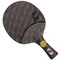 斯蒂卡红黑碳王7.6 CR(STIGA Carbo 7.6 CR)乒乓底板 快攻弧圈