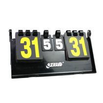 紅雙喜F504高檔乒乓球記分牌 記分器 紅雙喜翻分器 記分器 計分器