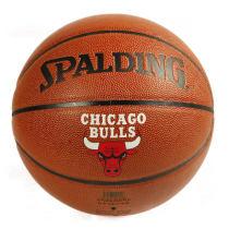 斯伯丁队徽篮球系列SPALDING斯伯丁 NBA公牛队徽篮球 74-097