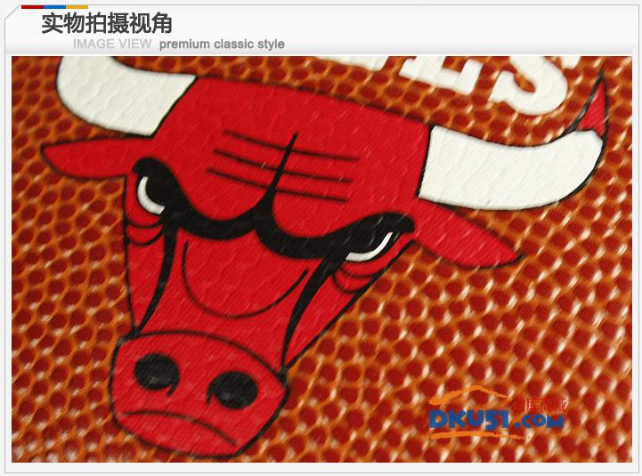 斯伯丁队徽篮球系列SPALDING斯伯丁 NBA公牛队徽篮球 74-097 3