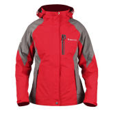 TOREAD探路者两件套冲锋衣防风防水保暖TW5702