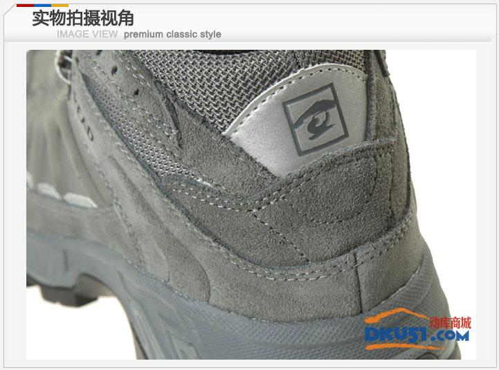秋冬新品Toread探路者男士登山鞋徒步鞋防滑耐磨保暖TFBA91005 7
