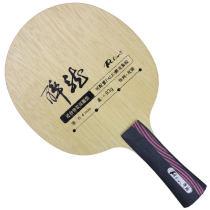 PALIO拍里奥 醉龙乒乓球底板 钛网+双碳 近台快弧型