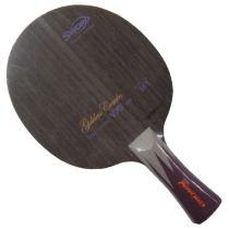 SWORD世奧得 V70 V-70芳筋碳骨 弧快型乒乓球底板球拍