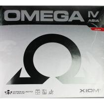 骄猛XIOM 欧米加4 OMEGA 欧米茄Ⅳ 反胶套胶 乒乓球胶皮