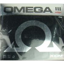 驕猛XIOM 歐米加3 OMEGA歐米茄Ⅲ 反膠套膠 乒乓球膠皮