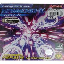 尼塔庫nittaku哈蒙德X能源 NR8534 HAMMOND-X乒乓球套膠