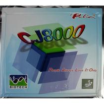 拍里奥 CJ8000近台快攻弧圈型42-44 长效乒乓球反胶 套胶
