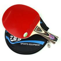 友誼729 2060雙面反膠 乒乓球拍 成品拍 送半拍套+2球