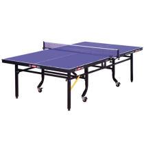 紅雙喜T2024乒乓球臺 整體折疊式乒乓球桌 送網架/球/拍