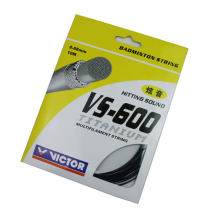 VICTOR威克多胜利 VS-600 羽拍线 羽毛球拍线 羽线