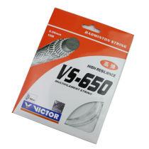 VICTOR威克多胜利 VS-650高弹型 羽毛球拍线 羽拍线羽线