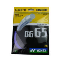 YONEX尤尼克斯 BG65 羽毛球線 暢銷款