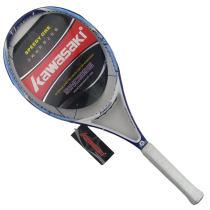 KAWASAKI川崎 ELEGANT 650 網球拍 訓練型 男女通用 藍色款