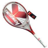 川崎/KAWASAKI CRAZY 460 全碳素网球拍 网拍 红色款