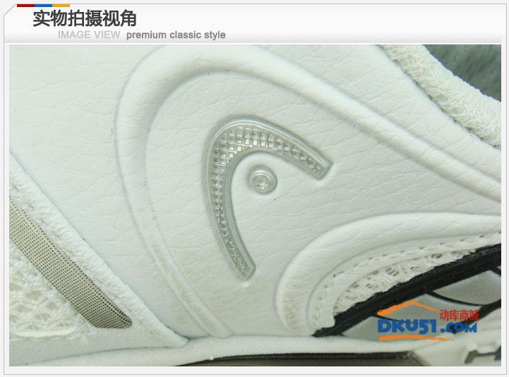 Head海德 Prestige Pro Women (272309)女款網球鞋 黑白色
