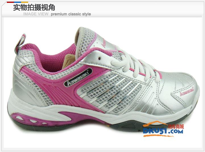 川崎 kawasaki 炫風系列 K-317 女款 羽毛球鞋 運動鞋