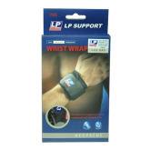 美国LP护具 LP753护腕 腕部调整束套 篮球羽毛球网球 举重护腕