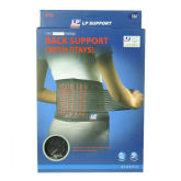 美国LP护具 LP919护腰 腰椎间盘突出 腰肌劳损 透气 运动健身