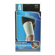 美国AQ护具 AQ1050护腿 护大腿运动护套 防拉伤 保暖 羽毛球网球