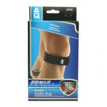 美国AQ护具 AQ5050护膝 髌骨加压带保护带 羽毛球网球篮球足球
