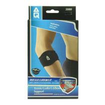 美國AQ護具 AQ5080護肘 專業網球/高爾夫球肘加壓帶 籃球運動