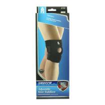 美国AQ护具 AQ3753护膝 可调式两侧强化护套 登山足篮球运动护具