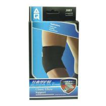 美國 AQ3081護肘 籃球羽毛球運動防護保暖關節炎護臂專業護具