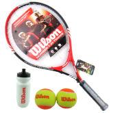 Wilson/威尔胜 费德勒 明星套装 儿童网球拍 (WRT2202)