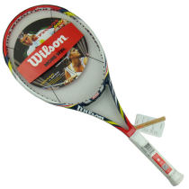 Wilson 维尔胜 STEAM 100 BLX(T7130)网球拍 科维托娃、锦织圭、古尔比斯、奥