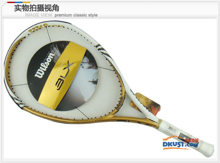 Wilson/维尔胜 Cierzo Two 经典传奇网球拍(T7036)2012年新款