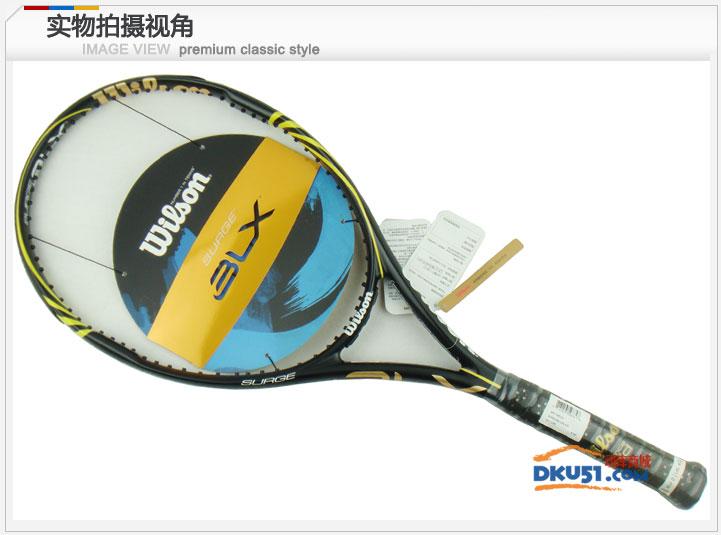 ilson/维尔胜BLX Surge 网球拍(T7048)黑绿款