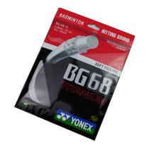 YONEX/尤尼克斯/YY BG68TI 羽毛球线 适合控球拉吊型打法