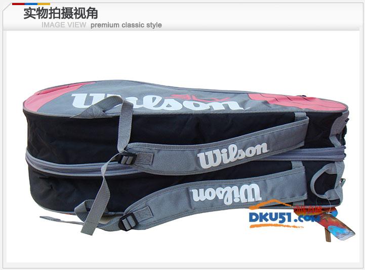 维尔胜/wilson 魔变六只装网球包/BLX-Team 6X WRZ641400