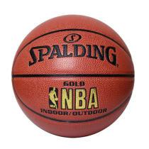 Spalding 斯伯丁篮球 64-284 NBA金色经典 pu 7号球