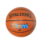 斯伯丁/spalding 74-412 NBA SLAM街頭系列 灌籃PU籃