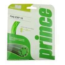 王子Prince Poly EXP 16網球線 硬線 新型軟聚酯