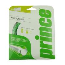prince/王子 Poly Spin 3D网球线1.27mm网球拍线 聚酯线硬线