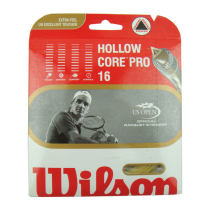 威尔胜 Wilson Hollow Core Pro 17仿羊肠网球拍线 WRZ9378