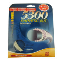 TAAN泰昂 5300 网球线 弹性好张力持久 变色软线 16线径