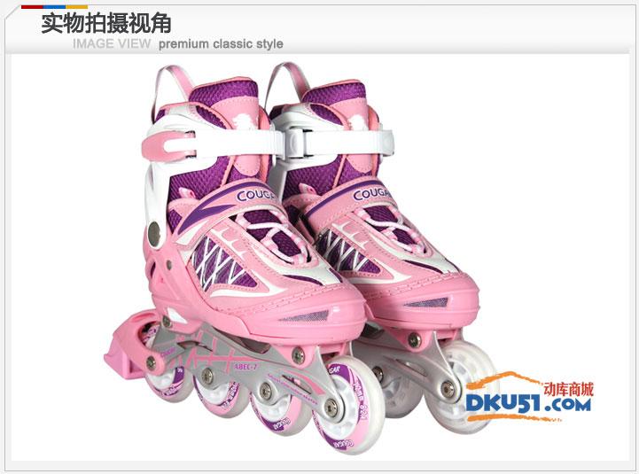 美洲狮MS851鸟巢/升级版851轮滑鞋/旱冰鞋/溜冰鞋