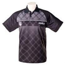 德国尤拉JOOLA 625 乒乓球比赛服 乒乓球T恤 黑色款