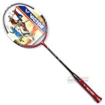 胜利VICTOR 挑战者7450 全碳素羽毛球拍 红色款