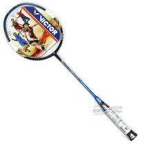 胜利VICTOR 挑战者7450 全碳素羽毛球拍 蓝色款