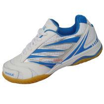 """尤拉JOOL凤凰白色X-SPEED乒乓球鞋(缓震防滑 """"脚感""""好)"""