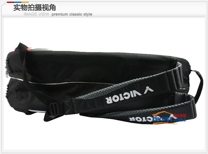 VICTOR勝利 BR290ACE 韓國國家隊專用羽毛球包 白藍