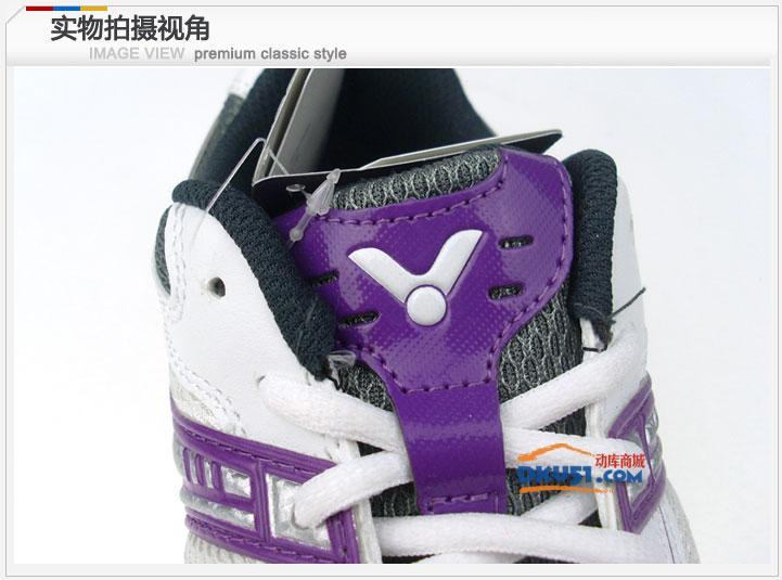 2013新品 VICTOR胜利 SHW503J 专业羽球鞋 女款