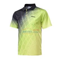 川崎kawasaki男款羽毛球服 印花T恤 ST-13161