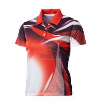 KAWASAKI川崎 ST-13240 女款羽毛球比赛服 短袖T恤