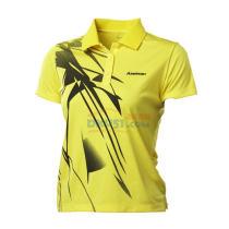 川崎ST-13286女款专业印花笔袋T恤羽毛球服